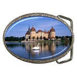 Moritzburg Castle near Dresden, Germany Belt Buckle