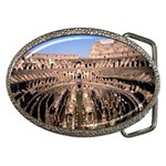 Colosseum, Rome, Italy Belt Buckle