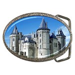 Castle Saumur, France Belt Buckle