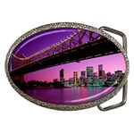 Brisbane, Queensland, Australia Belt Buckle