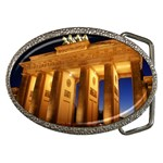Brandenburg Gate, Germany Belt Buckle
