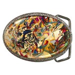 Kandinsky_WWI Belt Buckle