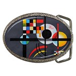 gravitation Belt Buckle