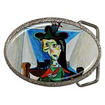 Dora Maar with Cat Belt Buckle