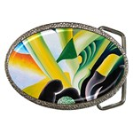sknuk cabbage Belt Buckle