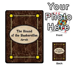 The Hound Of The Baskervilles By Andreas Propst Back