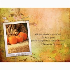 Bible Verse Wall Calendar 2010 By Iris Nelson Month