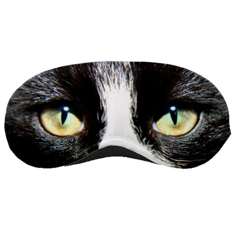 Nacho The Cat By Alana   Sleeping Mask   F3izi8ai2srv   Www Artscow Com Front