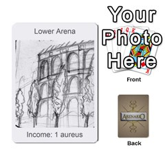 Arenario 1 1 Deck 1 By Stephen Tavener   Playing Cards 54 Designs   90w6ha6uwqsl   Www Artscow Com Front - Spade5