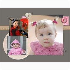 Calendar By Kim   Wall Calendar 11  X 8 5  (12 Months)   Jd64x1a6uwvo   Www Artscow Com Month