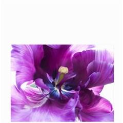 Purple Tulip By Alana   Bucket Bag   D8gnk61qli0x   Www Artscow Com Front