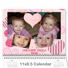 2010 Calendar With Important Dates (all) By Esther   Wall Calendar 11  X 8 5  (12 Months)   Wahcaebrqopf   Www Artscow Com Cover