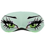 sleeping mask green eyes 09