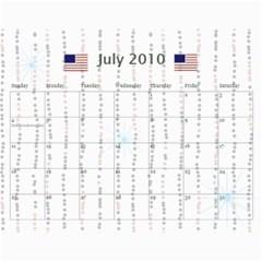 Mary s Calendar 2010 By Mary   Wall Calendar 11  X 8 5  (12 Months)   9akydngszmzz   Www Artscow Com Jul 2010