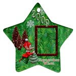 Elf Remember when 2009 Christmas ornament - Ornament (Star)