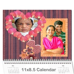 Calendar 2009 By Dhana Cover