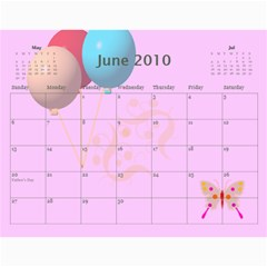 Calendar 2009 By Dhana Jun 2010