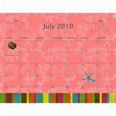 Calendar 2009 By Dhana Jul 2010