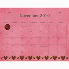 Calendar 2009 By Dhana Nov 2010