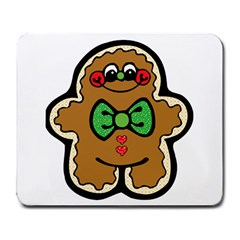 Gingerbread Man Mousepad by smj