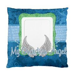 Angel Pillow By Brookieadkins Yahoo Com   Standard Cushion Case (two Sides)   1rz95tp8t8d4   Www Artscow Com Back