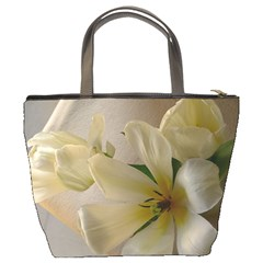 Bucket Bag Tulips By Ellan   Bucket Bag   29ibdmus2gzq   Www Artscow Com Back