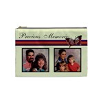 Precious Memories Pouch - Cosmetic Bag (Medium)