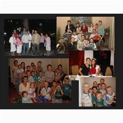 Danielchenkocalendar By Nastia   Wall Calendar 11  X 8 5  (12 Months)   Ho3elshv0dhd   Www Artscow Com Month