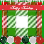 Happy Holidays Scrapbook pg 12x12 - ScrapBook Page 12  x 12
