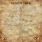 Family Tree Scrapbook pg 12x12 - ScrapBook Page 12  x 12