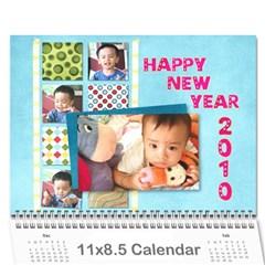 Mun s Calendar 2010 By Mai Anh   Wall Calendar 11  X 8 5  (12 Months)   Dk5zx8f2oxlu   Www Artscow Com Cover