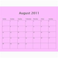 Kalendář 2011   Gašparíkovi By Petr Ga?parík   Wall Calendar 11  X 8 5  (12 Months)   Unj7wv5hfuu6   Www Artscow Com Aug 2011