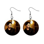 42 1  Button Earrings