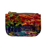 Autumn River - Mini Coin Purse