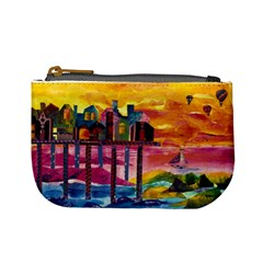 Above The Boardwalk By Alana   Mini Coin Purse   R26m7w2h039u   Www Artscow Com Front