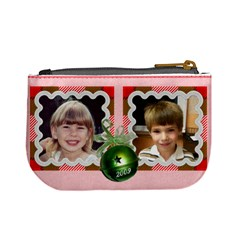Jingle Bell Coin Purse By Laurrie   Mini Coin Purse   Znmpbzk9ddsq   Www Artscow Com Back