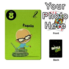 Battleline 2/2 By Fernando   Playing Cards 54 Designs   Ylnxhtrjyiw2   Www Artscow Com Front - Spade5