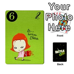 Battleline 2/2 By Fernando   Playing Cards 54 Designs   Ylnxhtrjyiw2   Www Artscow Com Front - Club6