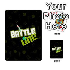 Battleline 2/2 By Fernando   Playing Cards 54 Designs   Ylnxhtrjyiw2   Www Artscow Com Back