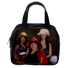 Bamma s Handbag By Susan J  Eatherly   Classic Handbag (two Sides)   4mp2nuupfrac   Www Artscow Com Back