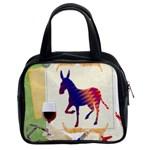 Donkey 8 Classic Handbag (Two Sides)