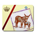 Donkey 9 Large Mousepad