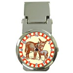 Donkey 9 Money Clip Watch
