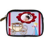 Once Upon a Time Girls Camera Case - Digital Camera Leather Case
