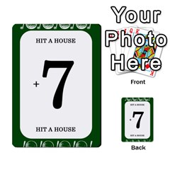 Card Golf2 By Ashley   Multi Purpose Cards (rectangle)   Qftpmcn3uqzg   Www Artscow Com Front 7