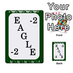 Card Golf2 By Ashley   Multi Purpose Cards (rectangle)   Qftpmcn3uqzg   Www Artscow Com Front 5