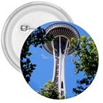 Space Needle 3  Button