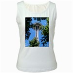 Space Needle Women s Tank Top