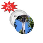 Space Needle 1.75  Button (100 pack)