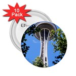 Space Needle 2.25  Button (10 pack)